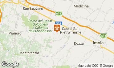 Mappa Castel San Pietro Terme Appartamento 67627
