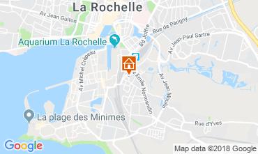 Mappa La Rochelle Monolocale 116064