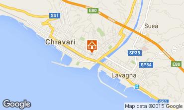 Mappa Chiavari Appartamento 79573