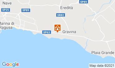 Mappa Marina di Ragusa Appartamento 118838