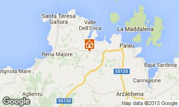 Mappa Santa Teresa di Gallura Appartamento 31639