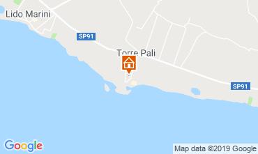 Mappa Torre Pali Villa  109173