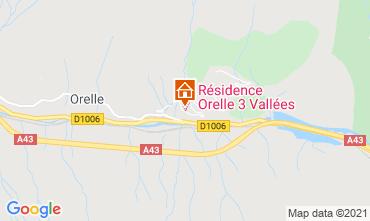 Mappa Orelle Appartamento 38913
