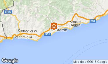 Mappa Sanremo Appartamento 39338