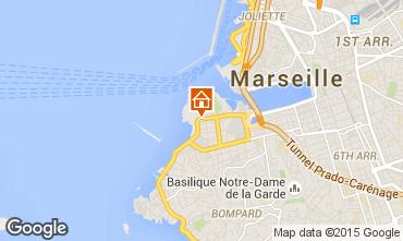 Mappa Marsiglia Appartamento 93064