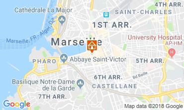 Mappa Marsiglia Monolocale 5963