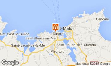 Mappa Dinard Appartamento 91642