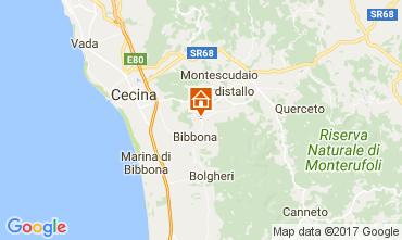 Mappa Casale Marittimo Appartamento 110856