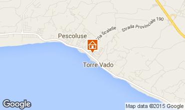 Mappa Torre Vado Casa 69357