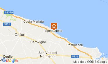 Mappa Ostuni Villa  110104