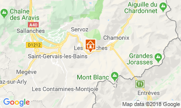 Mappa Les Houches Monolocale 49738