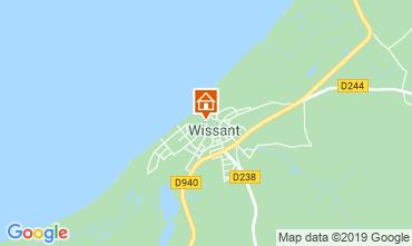 Mappa Wissant Appartamento 41805