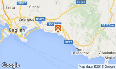 Mappa Quartu Sant'Elena Casa 42205
