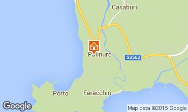 Mappa Palinuro Appartamento 64116