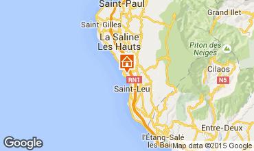 Mappa Saint Leu Monolocale 9988