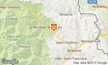 Mappa Serre Chevalier Chalet 96859