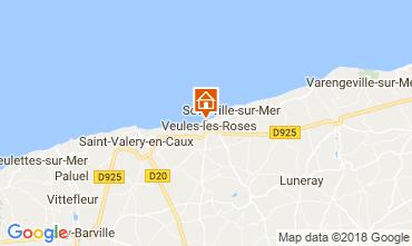 Mappa Veules-les-Roses Villa  115186