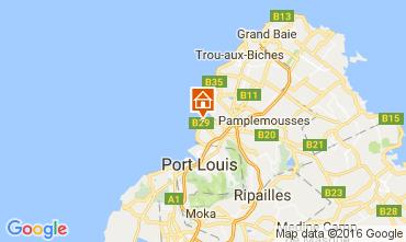 Mappa Pamplemousses Casa 106266