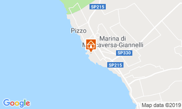 Mappa Gallipoli Appartamento 88735