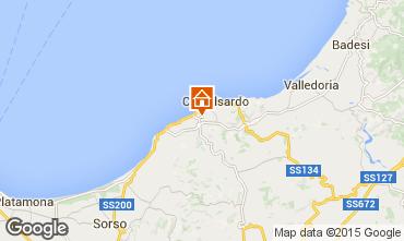 Mappa Castelsardo Appartamento 76146