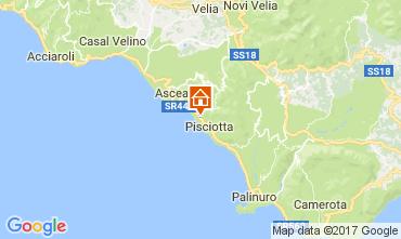 Mappa Pisciotta Appartamento 89629