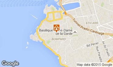 Mappa Marsiglia Appartamento 101206