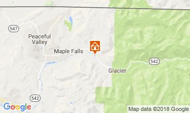 Mappa Mt Baker Chalet 18928
