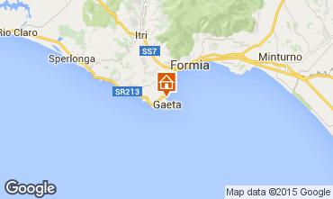 Mappa Gaeta Appartamento 83364