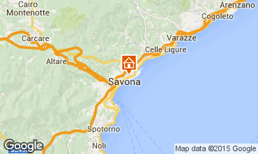 Mappa Savona Appartamento 46813