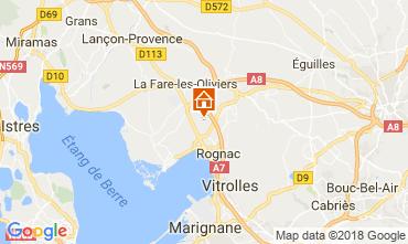 Mappa Aix en Provence Villa  115046