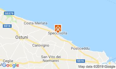 Mappa Ostuni Villa  118206