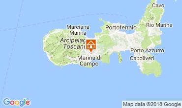 Mappa Campo nell'Elba Appartamento 21995
