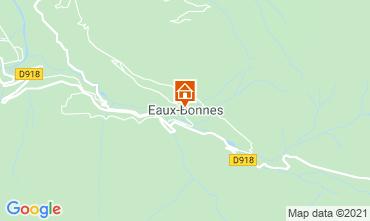 Mappa Gourette Appartamento 112071