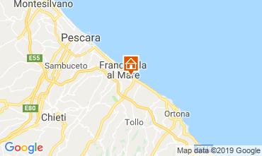 Mappa Francavilla al Mare Appartamento 119693
