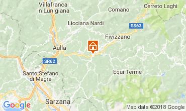 Mappa Fivizzano Appartamento 105257