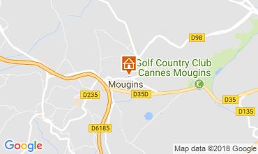 Mappa Mougins Appartamento 115360