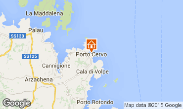 Mappa Porto Cervo Appartamento 87298