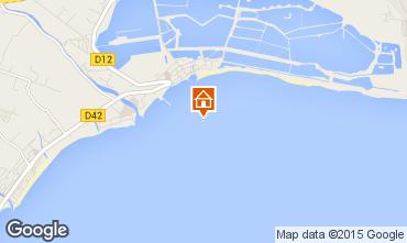 Mappa Hyères Appartamento 5835