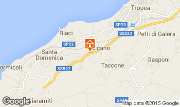 Mappa Tropea Appartamento 96981