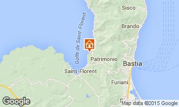 Mappa Saint Florent Casa mobile 101642
