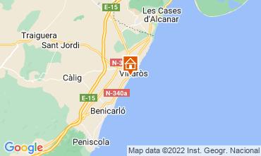Mappa Vinaròs Villa  8180