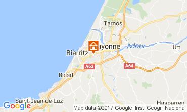 Mappa Biarritz Appartamento 109818