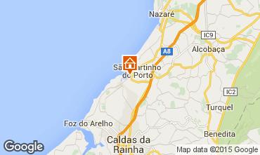 Mappa São Martinho do Porto Appartamento 74983