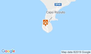 Mappa Isola di Capo Rizzuto Appartamento 26144