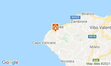 Mappa Tropea Villa  57487