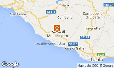 Mappa Agrigento Appartamento 95342