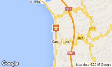 Mappa Saint Leu Appartamento 85760
