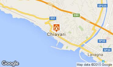Mappa Chiavari Appartamento 20299
