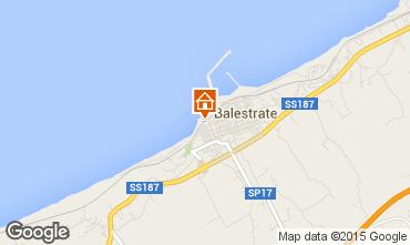 Mappa Balestrate Appartamento 46160