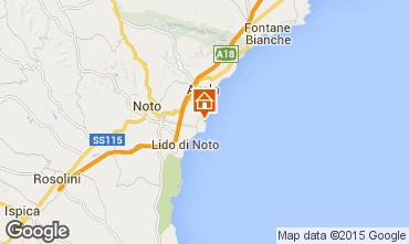 Mappa Avola Villa  78842